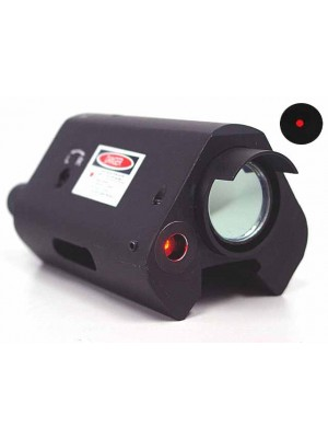 1x22 G36 Type Heavy Duty Red Dot Sight Scope with Red Laser