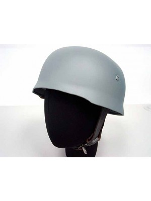 WWII WW2 German Paratrooper Fallschirmjager M38 Helmet Gray