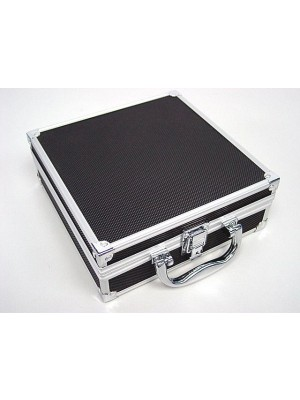 Airsoft Pistol Aluminum Carry Storage Hard Case Box 7.8""