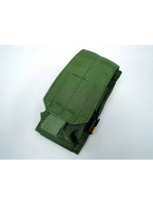 Flyye 1000D Molle Single M4/M16 Magazine Pouch OD