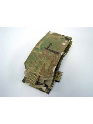 Flyye 1000D Molle Single M4/M16 Magazine Pouch Multicam