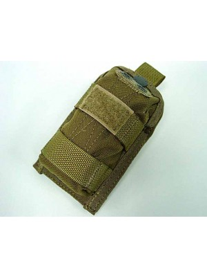 Flyye 1000D Molle Distress Marker Strobe Pouch Coyote Brown