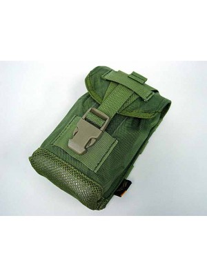 Flyye 1000D Molle 1Qt Canteen Utility Pouch OD