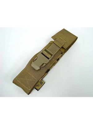 Flyye 1000D Molle Airsoft Silencer Holder Pouch Multicam