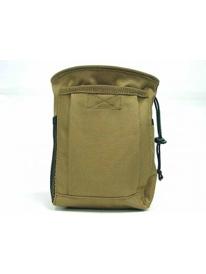 Molle Small Magazine Tool Drop Pouch Coyote Brown