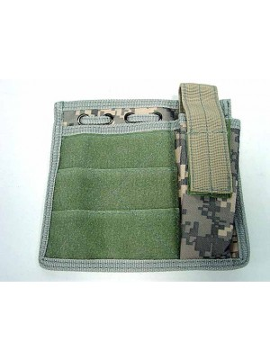 Molle MOD Map Torch Admin Pouch Digital ACU Camo