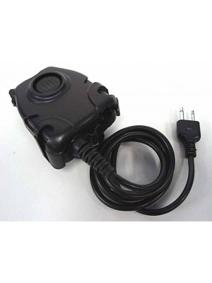 Element Peltor Headset PTT for ICOM 2 Pin Radio - Z112
