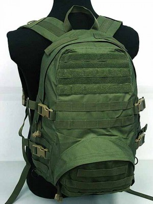 Molle Patrol FSBE Assault Backpack OD