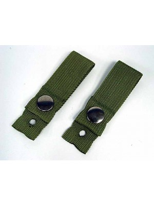 Tactical Helmet Universal Goggle Retention Straps OD
