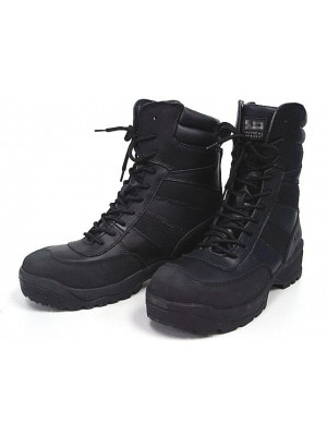 "5-11 Style 9"" Tactical HRT Urban Boots Black"