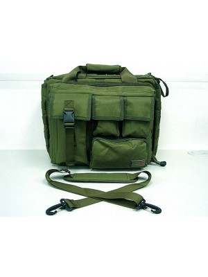Airsoft Tactical Shoulder Bag Pistol Case OD