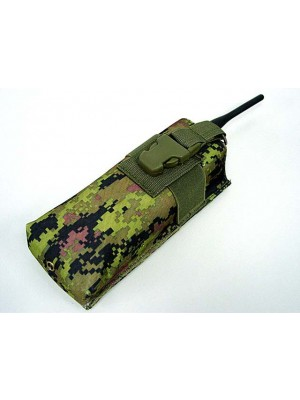 Molle Large Radio/Walkie Talkie Pouch CADPAT Digital Camo