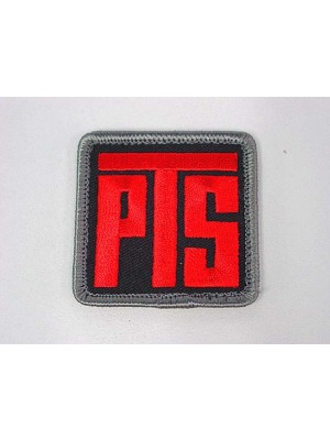 MAGPUL PTS Logo Velcro Patch Red