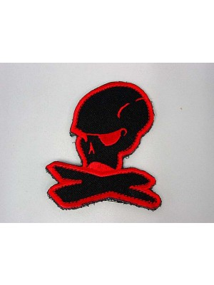 MAGPUL 10th Anniversary Logo Velcro Patch Red