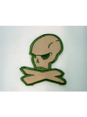 MAGPUL 10th Anniversary Logo Velcro Patch Tan