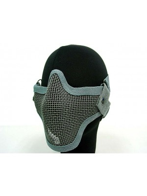 Black Bear Airsoft Stalker Style Shadow Mesh Mask ACU