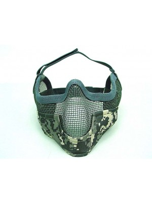 Black Bear Airsoft Stalker BAT Raider Mesh Mask Digital ACU Camo