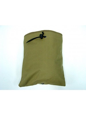 Molle Large Magazine Tool Drop Pouch Coyote Brown