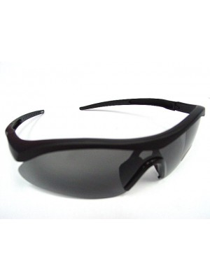 UV Protect Police Shooting Glasses Sunglasses Black