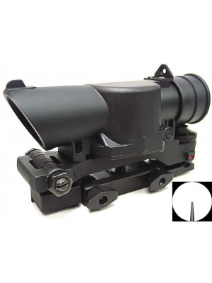 Airsoft 4X SUSAT Scope for L85 Series (L9A1) Black
