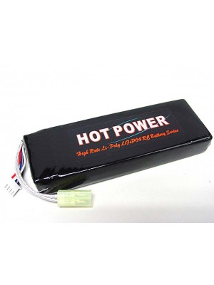 Hot Power 11.1V 3300mAh 20C Li-Po Li-Polymer Battery