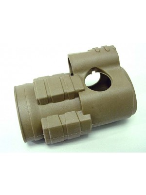 Rubber Cover for Aimpoint Comp M2 ML2 M3 ML3 Dot Sight Tan