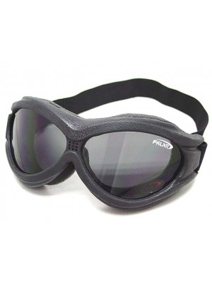 Tactical Airsoft Wind Dust Goggle Glasses Black #A