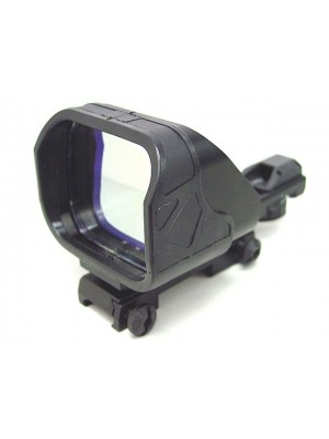 Rambo SP-6 1x66 Open Red Green Dot Sight Reflex Black