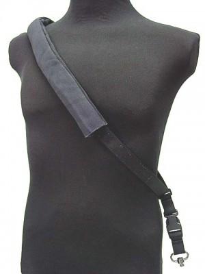 TMC D-S Single Point Rifle Sling Black BK
