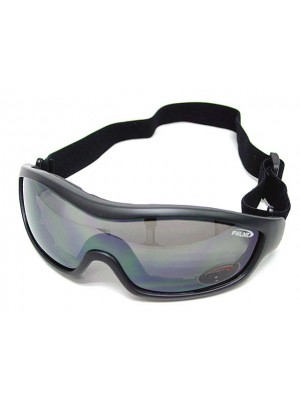 Tactical Airsoft Sport Style Goggle Safety Glasses Black