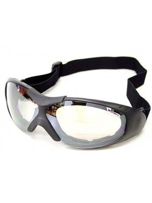 Tactical Airsoft Sport Style Goggle Safety Glasses Clear #B