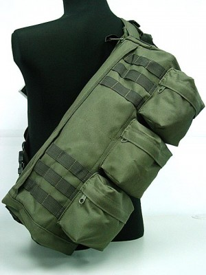Transformers Tactical Shoulder Go Pack Bag OD