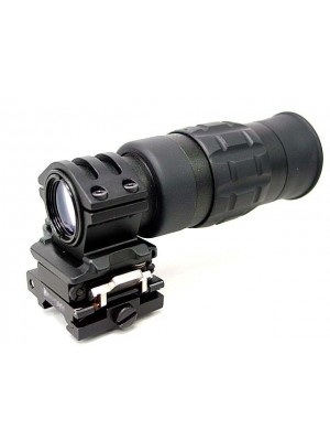 EOTech Type 1.5-5X FTS Magnifier Scope with Flip To Side Mount