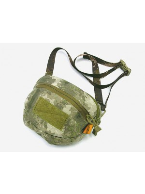 Utility Gear Shoulder Waist Sling Bag A-TACS Camo