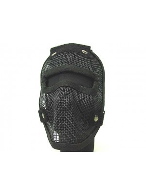 Black Bear Airsoft Assassin style Reaper Mask Black