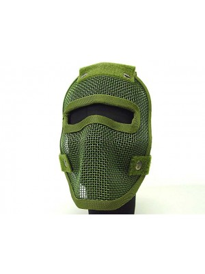 Black Bear Airsoft Assassin style Reaper Mask OD