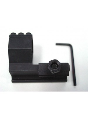 30mm Aimpoint L-Shaped Red Dot Sight Scope QD Mount