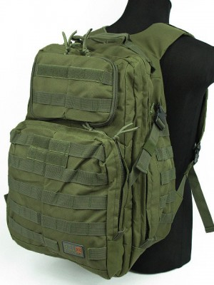 Patrol 3-Day Molle Assault Backpack OD