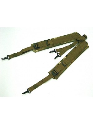 USMC USGI Load Bearing Y Harness Suspender Multi Camo