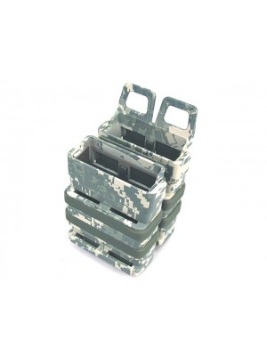Molle FastMag Magazine Clip Holder Pouch Set Gen. 3 ACU Camo