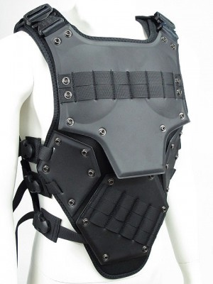 Molle Tactical Transformer 3 NEST Body Armor Vest Black