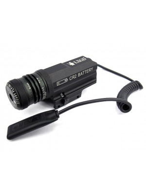 LXGD Tactical Red Laser Sight Pointer for Rail JG-10A