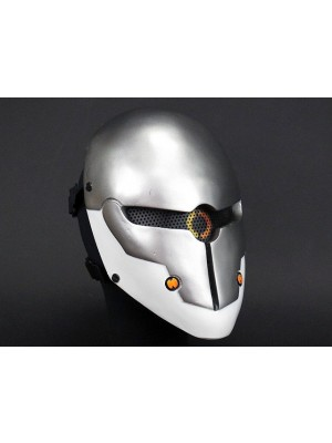 FMA Wire Mesh Gray Fox Airsoft Fiberglass Mask