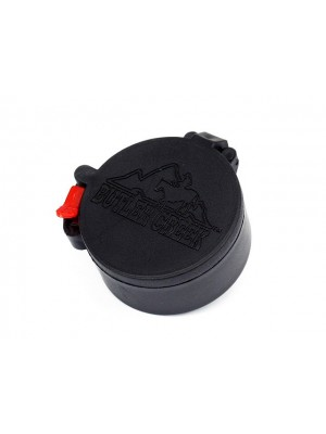 45mm Rifle Butler Creek Scope Flip Open Lens Cover