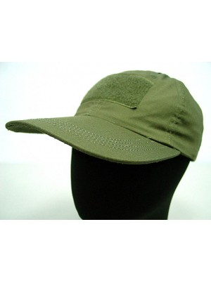 Velcro Patch Baseball Hat Cap Olive Drab OD