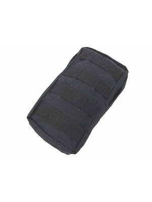 Molle Medic First Aid Pouch Bag Black #B