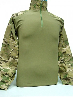 USMC US Army Tactical Combat Shirt Type B Multi Camo