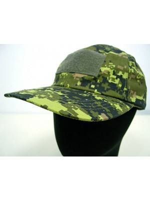 Velcro Patch Baseball Hat Cap Canadian CADPAT Digital Camo