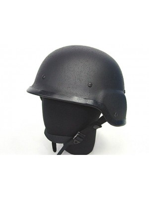 M88 PASGT Replica Steel Helmet Black