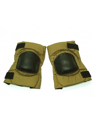Special Force Airsoft Paintball Knee Pads Coyote Brown